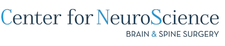Center for NeuroScience header image